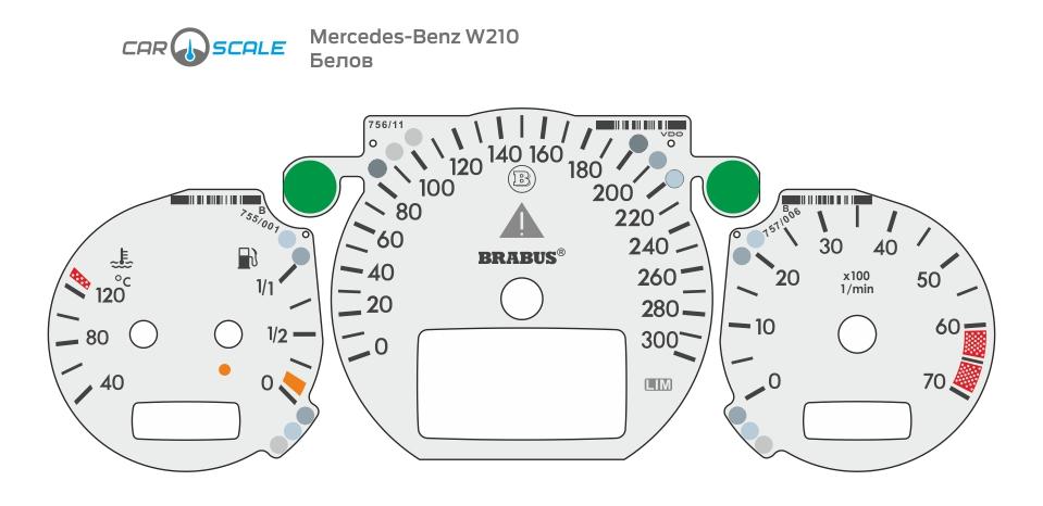 MERCEDES BENZ W210 26
