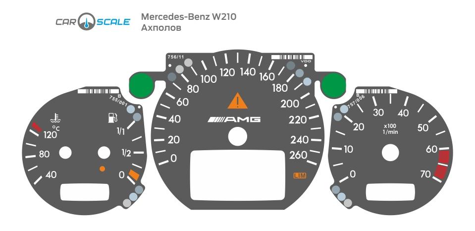 MERCEDES BENZ W210 28
