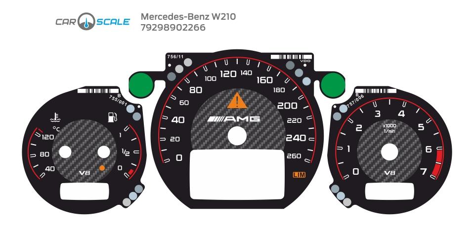 MERCEDES BENZ W210 30