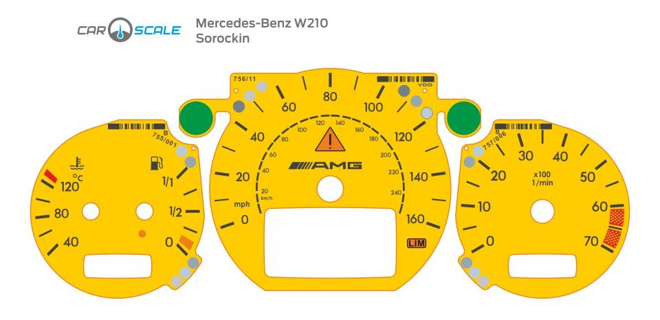 MERCEDES BENZ W210 33