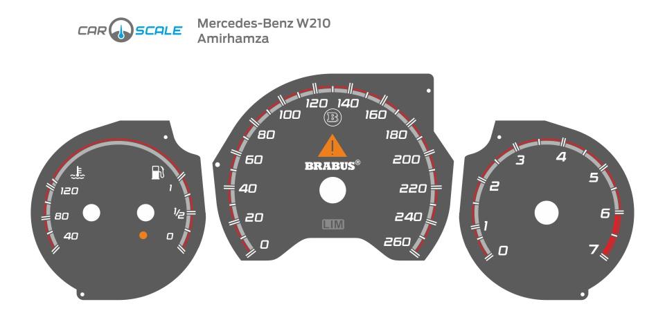 MERCEDES BENZ W210 35