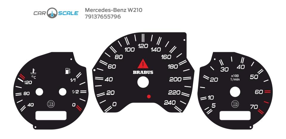 MERCEDES BENZ W210 02
