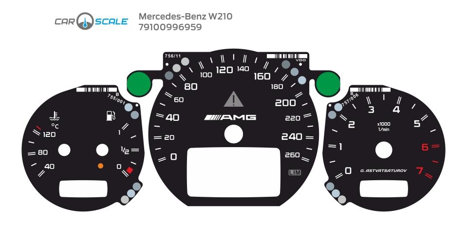MERCEDES BENZ W210 03