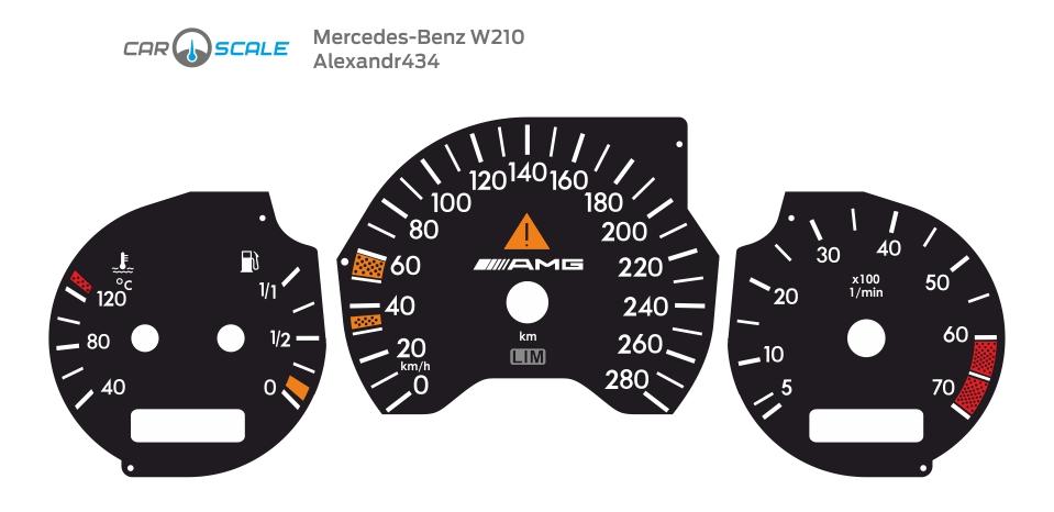 MERCEDES BENZ W210 04