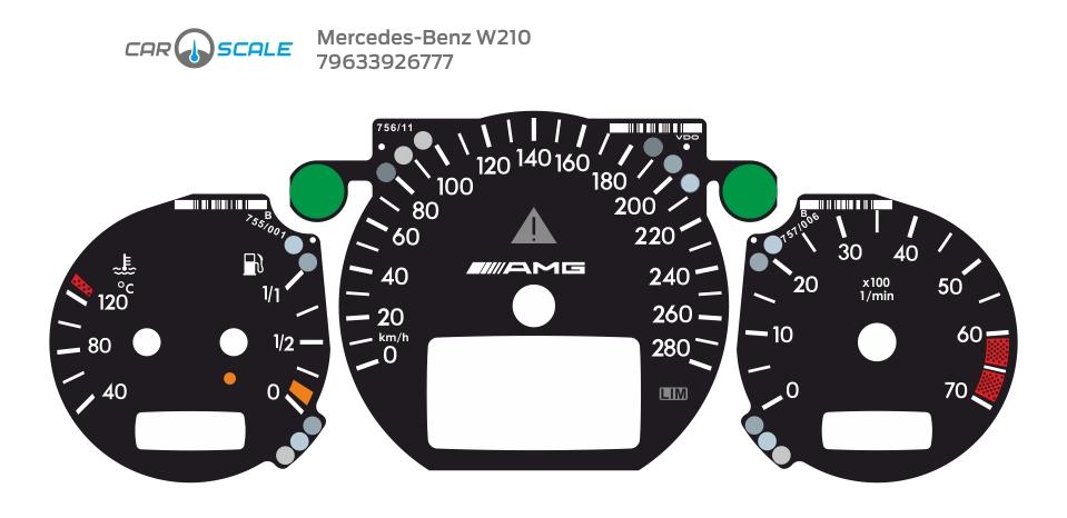 MERCEDES BENZ W210 05