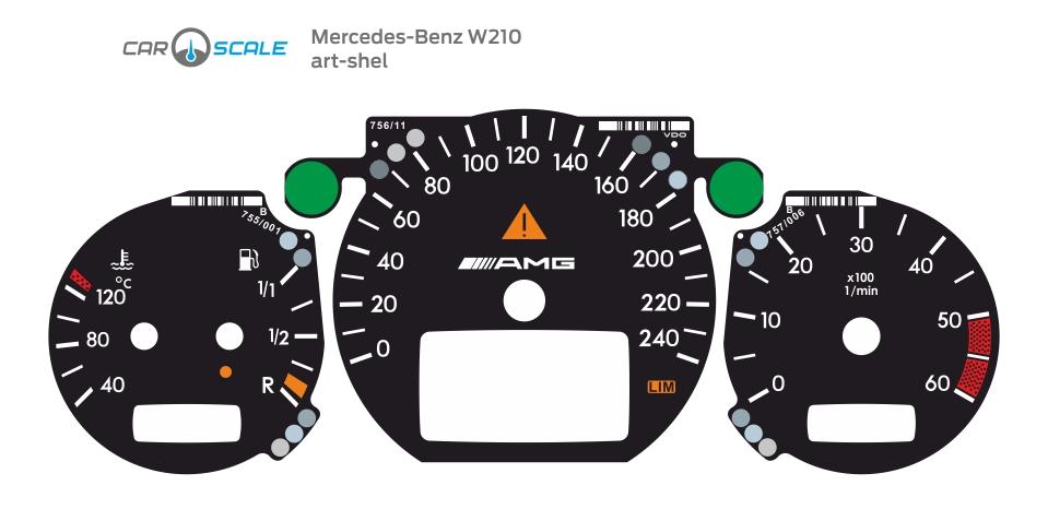 MERCEDES BENZ W210 06