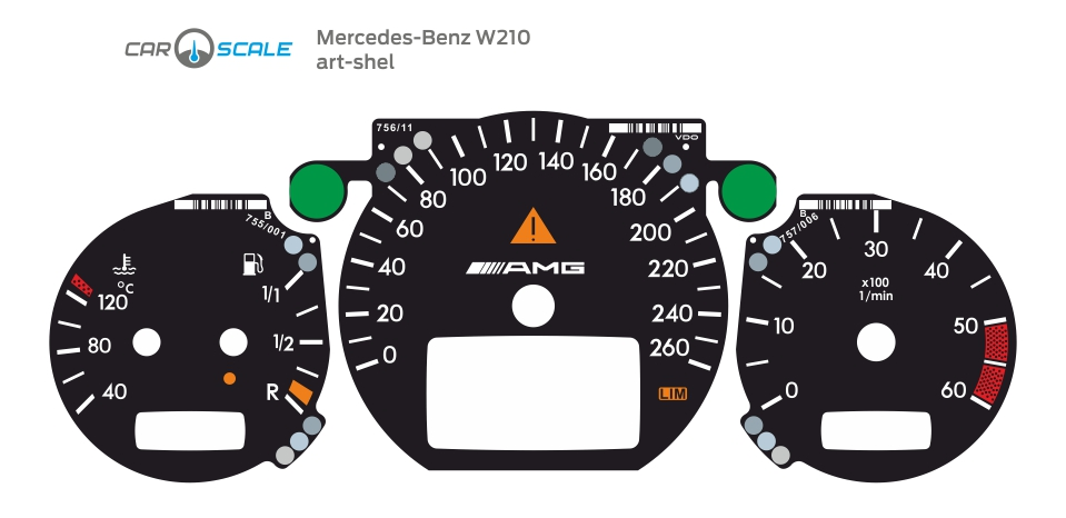 MERCEDES BENZ W210 08