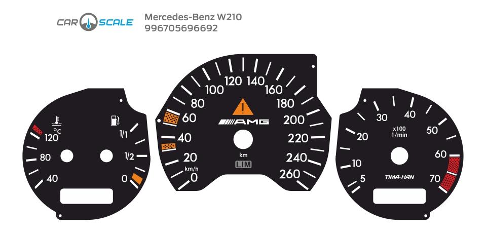 MERCEDES BENZ W210 09
