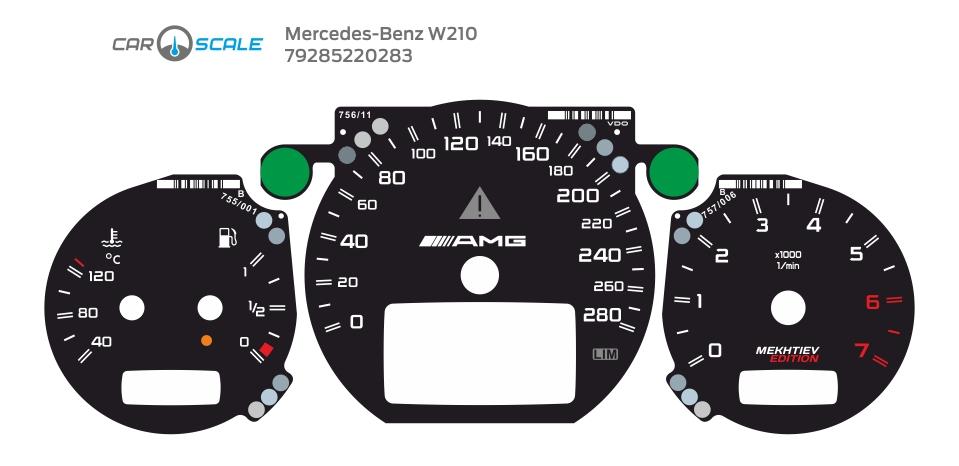MERCEDES BENZ W210 15