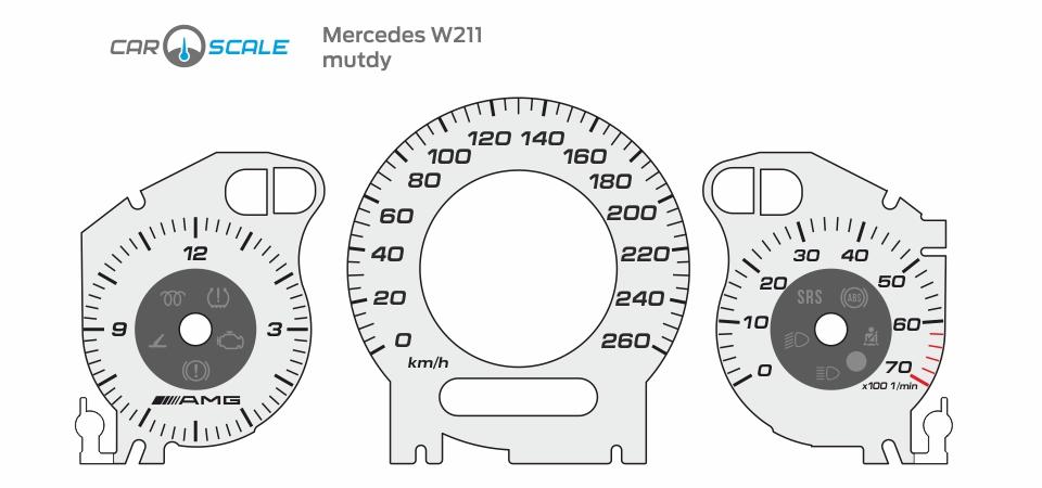 MERCEDES BENZ W211 08