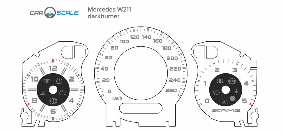 MERCEDES BENZ W211 10