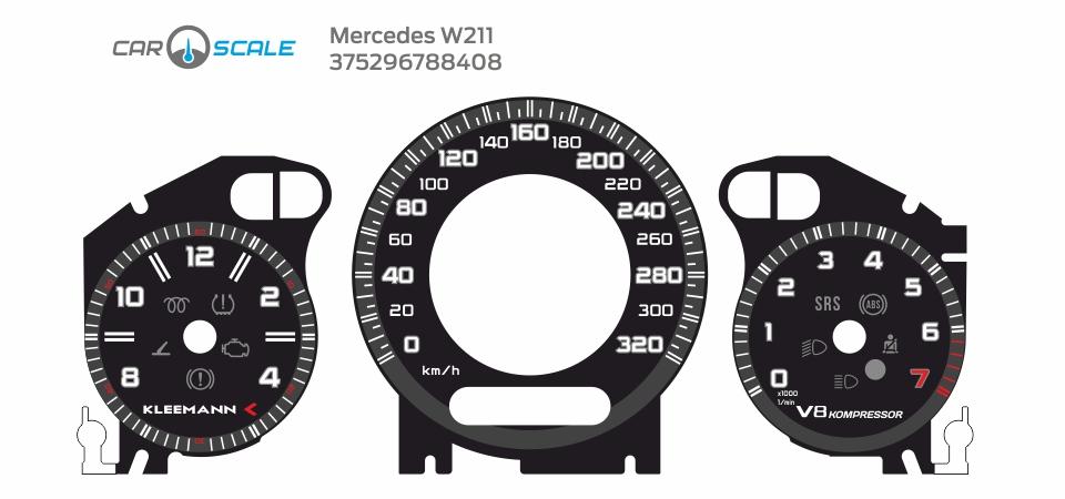 MERCEDES BENZ W211 15