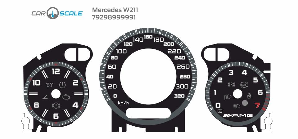 MERCEDES BENZ W211 17