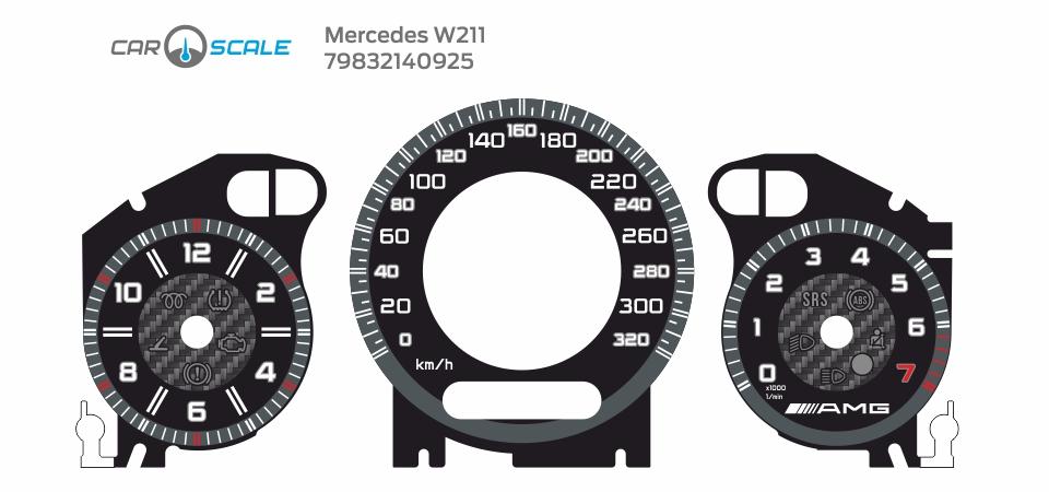MERCEDES BENZ W211 18