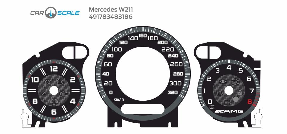 MERCEDES BENZ W211 22
