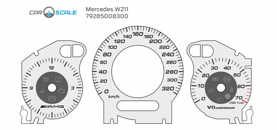 MERCEDES BENZ W211 23