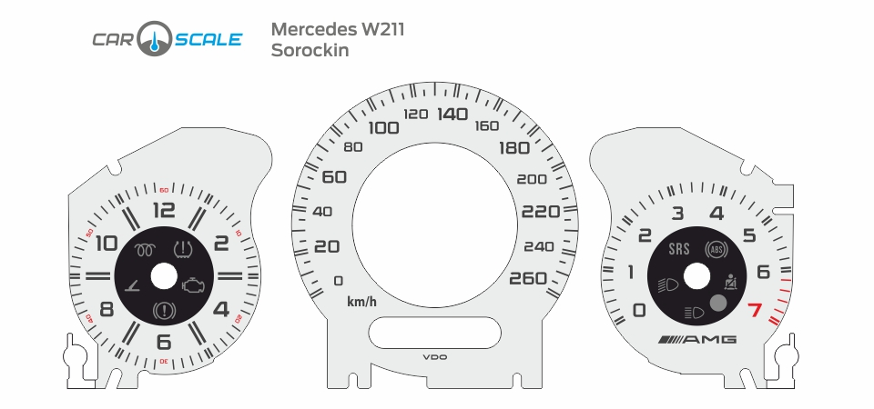 MERCEDES BENZ W211 26