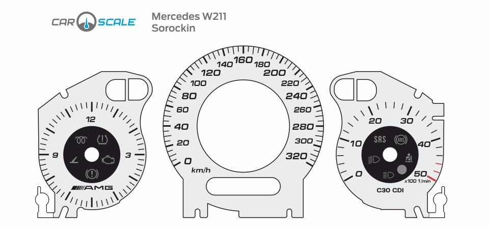 MERCEDES BENZ W211 27