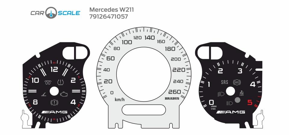 MERCEDES BENZ W211 29