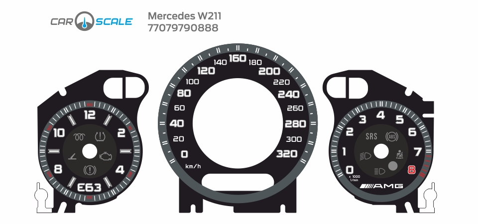 MERCEDES BENZ W211 32