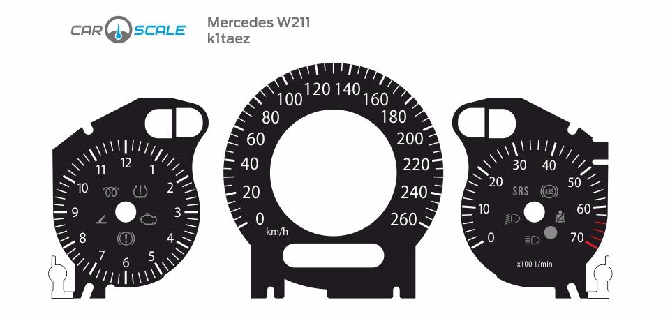 MERCEDES BENZ W211 01