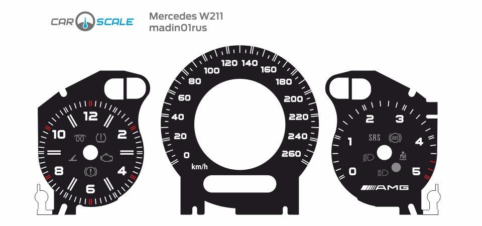MERCEDES BENZ W211 03