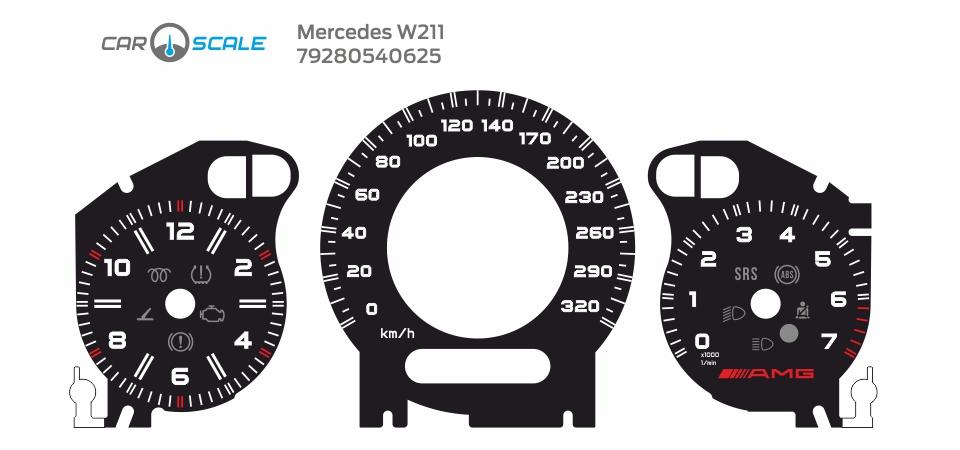 MERCEDES BENZ W211 16