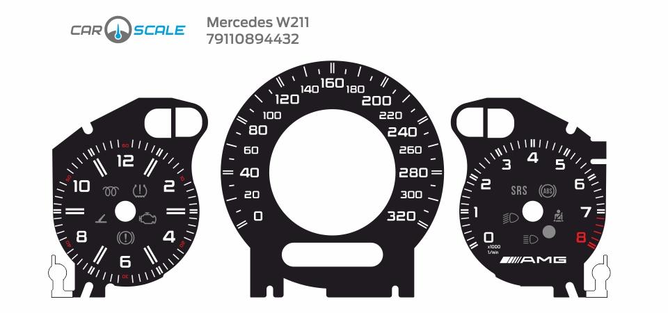 MERCEDES BENZ W211 20