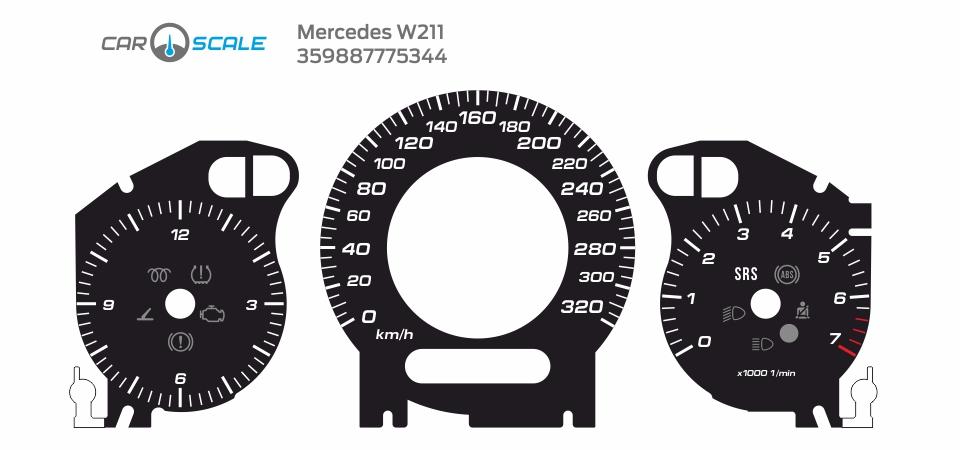 MERCEDES BENZ W211 31
