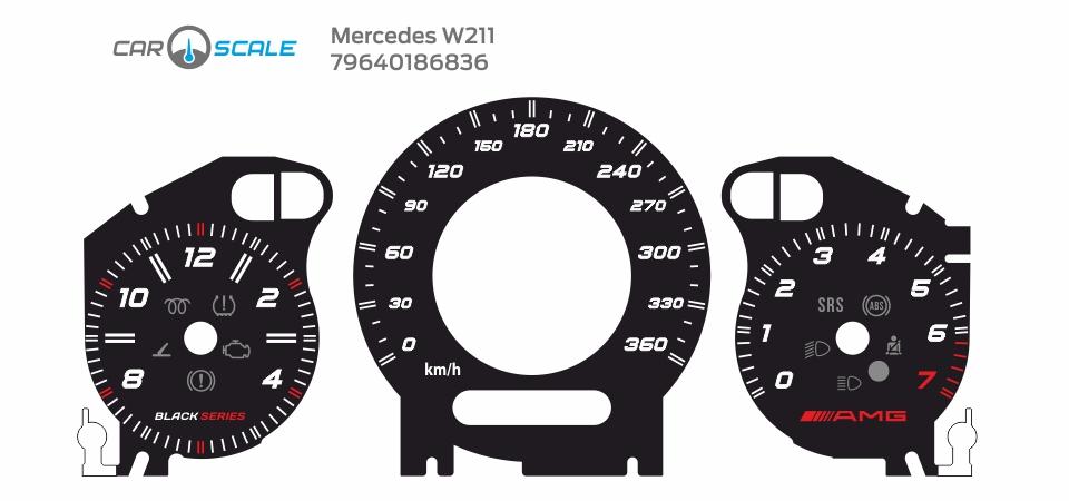 MERCEDES BENZ W211 34