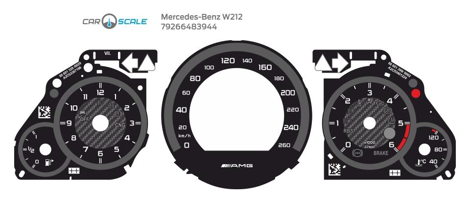 MERCEDES BENZ W212 02