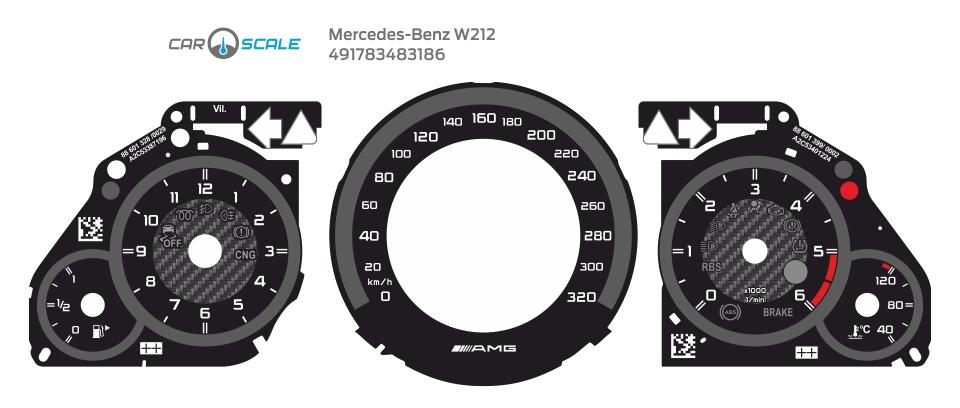 MERCEDES BENZ W212 04