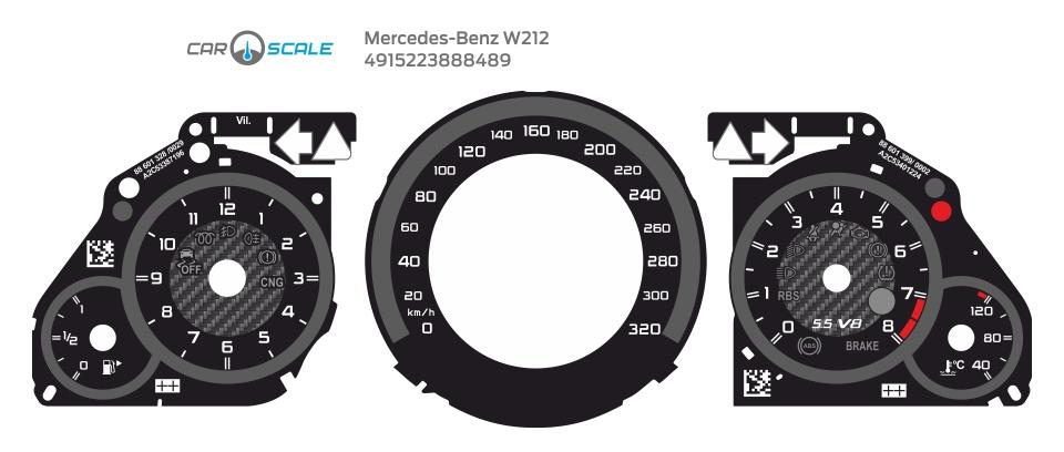 MERCEDES BENZ W212 08