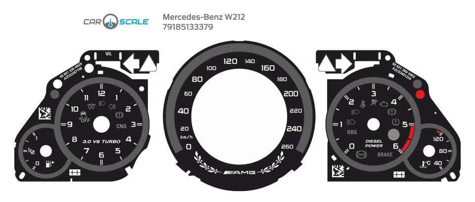 MERCEDES BENZ W212 09