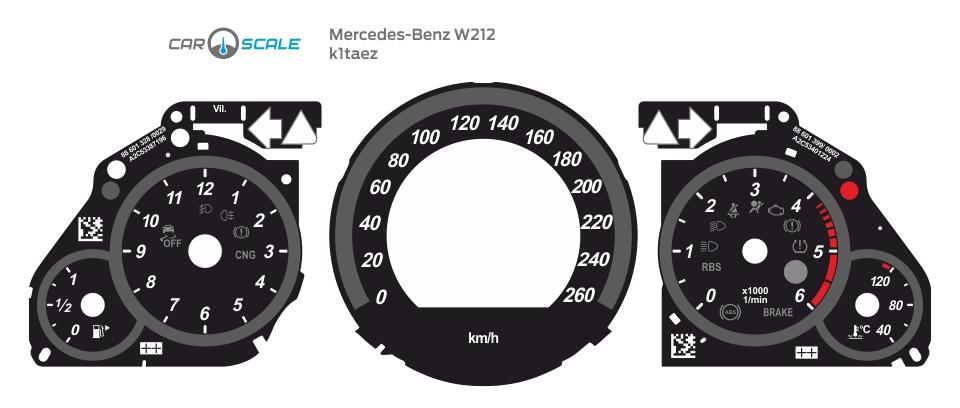 MERCEDES BENZ W212 01