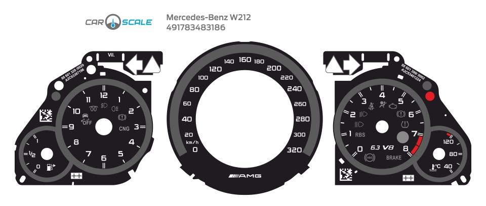 MERCEDES BENZ W212 05