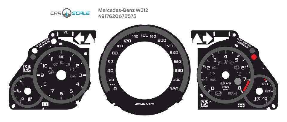 MERCEDES BENZ W212 06