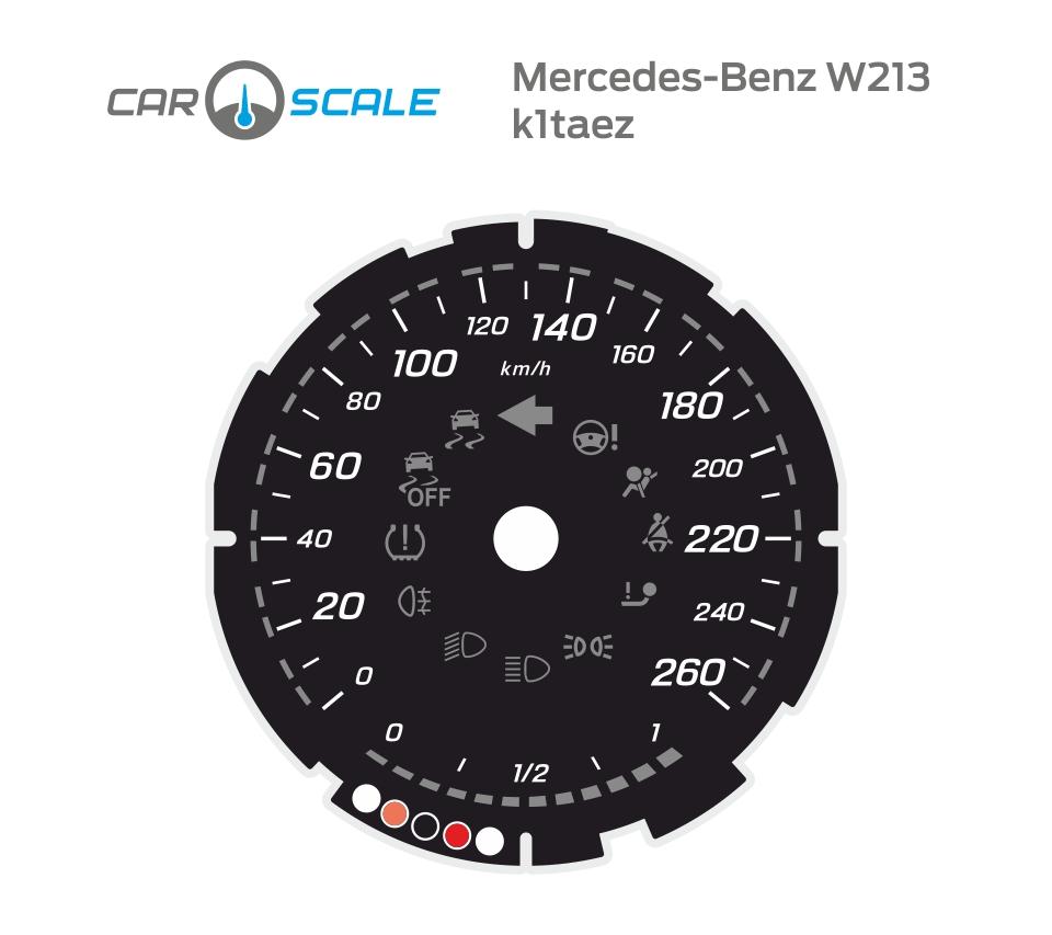 MERCEDES BENZ W213 01