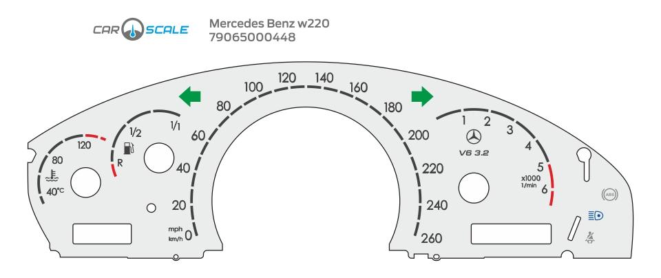 MERCEDES BENZ W220 05