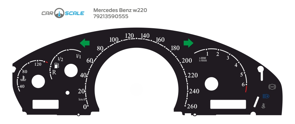 MERCEDES BENZ W220 03