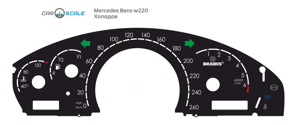 MERCEDES BENZ W220 04