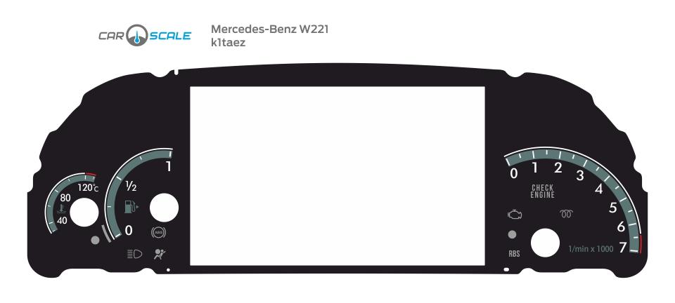 MERCEDES BENZ W221 01