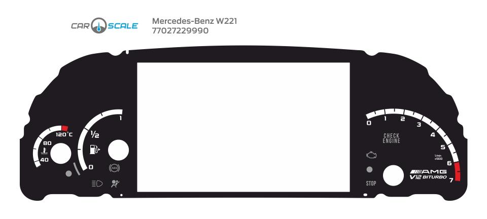 MERCEDES BENZ W221 02