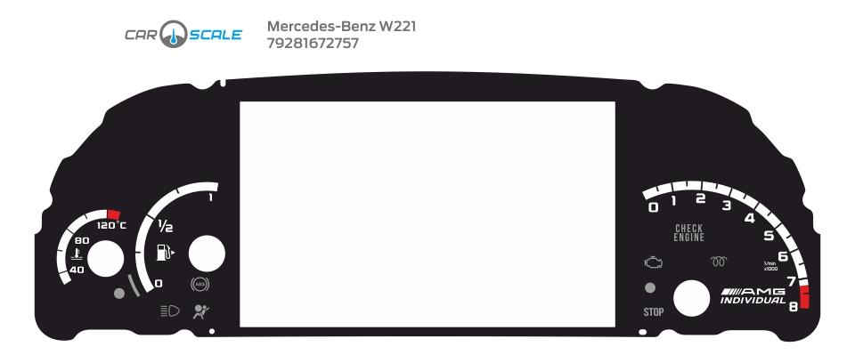 MERCEDES BENZ W221 04