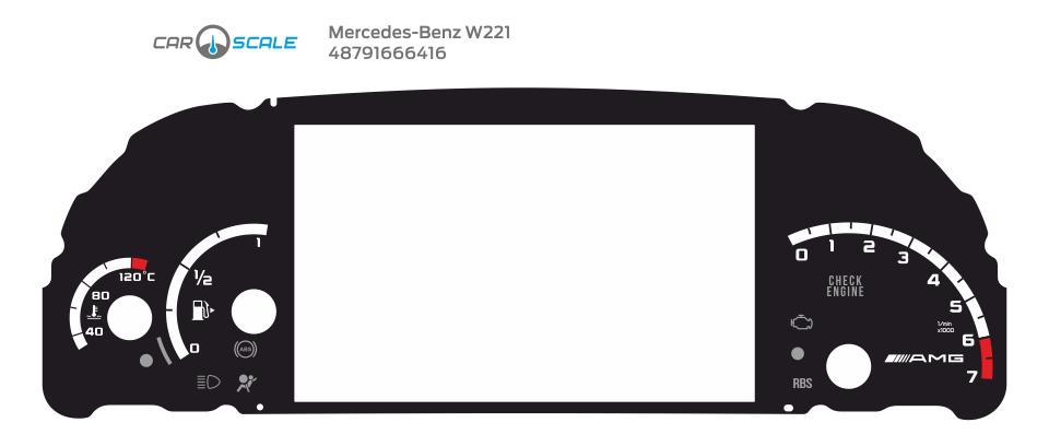MERCEDES BENZ W221 05