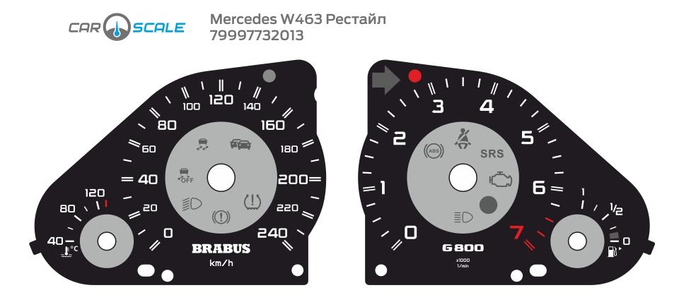 MERCEDES BENZ W463 07