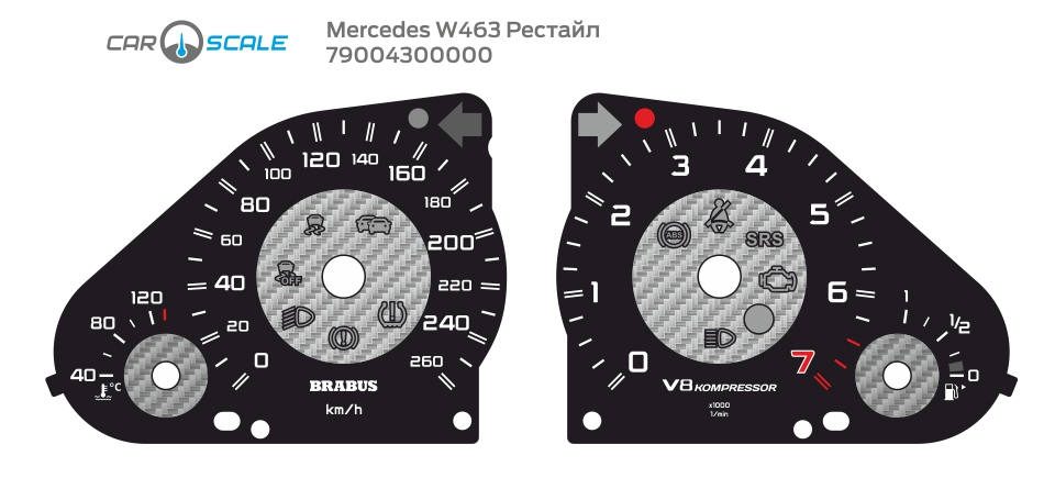 MERCEDES BENZ W463 10