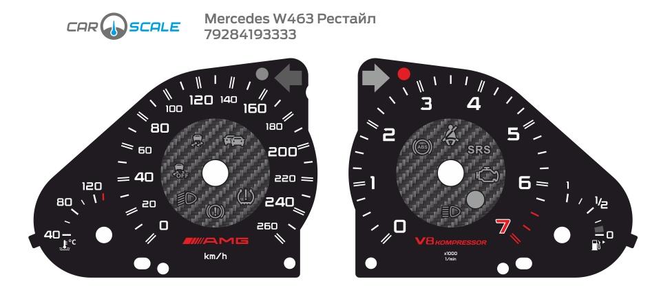 MERCEDES BENZ W463 14
