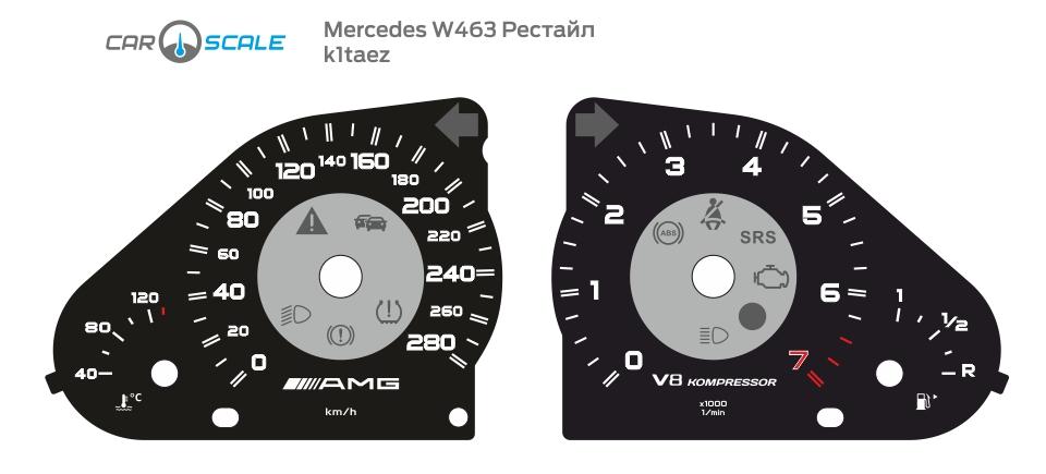 MERCEDES BENZ W463 01