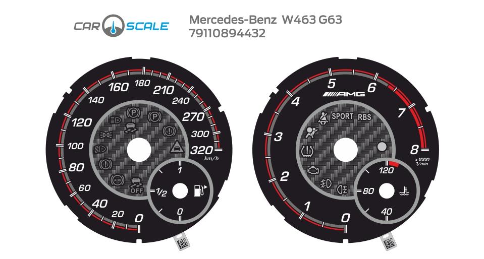 MERCEDES BENZ W463 G63 04